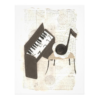 Musical Notes Flyers