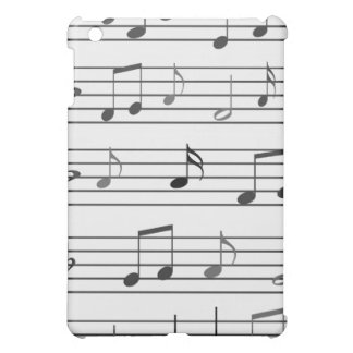 Musical Notes iPad Mini Case