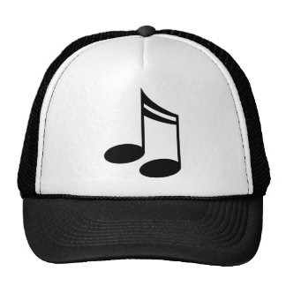 Musical Notes Music Gift Hats