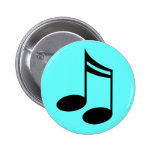 Musical Notes Music Gift Pins