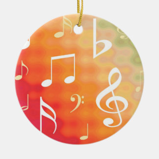 Musical notes - Ornament