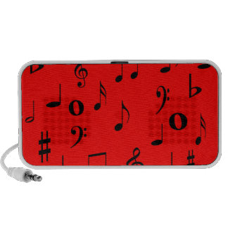 Musical Notes Speakers
