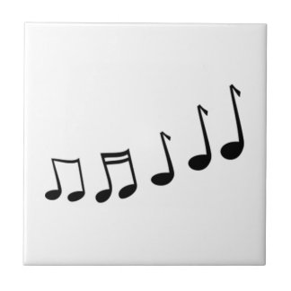 Musical Notes Tile