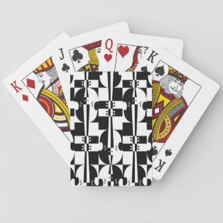 Musical Optical Illusions Playing Cards