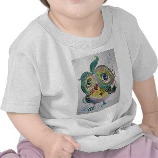 Musical Owl T Shirt