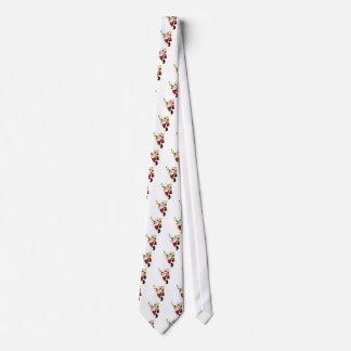 Musical Santa Claus Tie