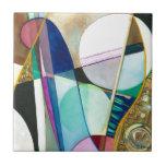 Musical Series - Jazz Quartet Ceramic Tiles