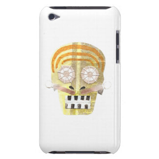 Musical Skull 4th Generation I-Pod Touch Case