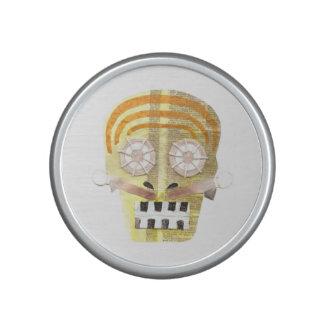 Musical Skull Bumpster Speaker