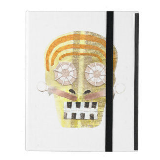 Musical Skull I-Pad 2/3/4 Case iPad Covers