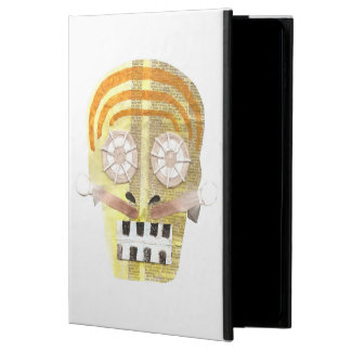 Musical Skull I-Pad Air 2 Case