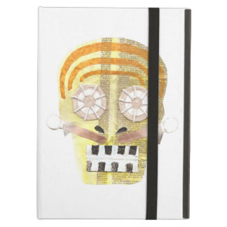Musical Skull I-Pad Air Case Case For iPad Air