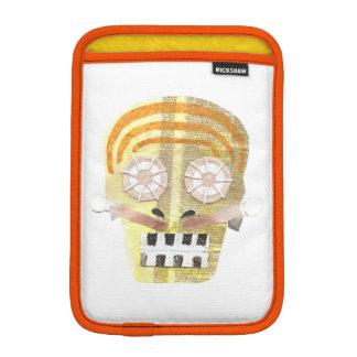 Musical Skull I-Pad Mini Sleeve