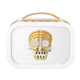 Musical Skull Lunchbox