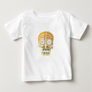 Musical Skull No Background Baby T-Shirt