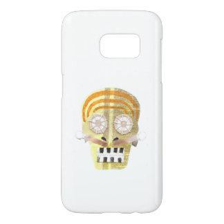 Musical Skull Samsung Galaxy S7 Case