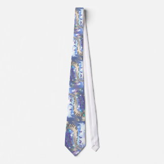 Musical Sky Tie