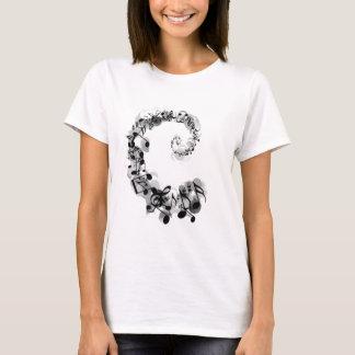 Musical Spiral T-Shirt