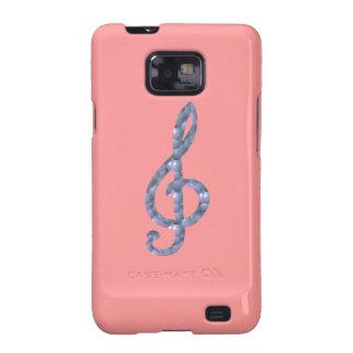 Musical Symbol Samsung Galaxy S2 Cover