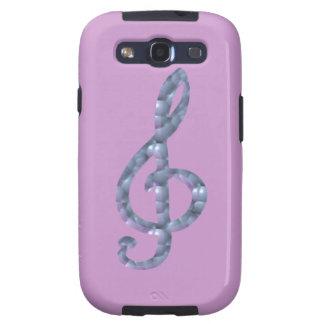 Musical Symbol Samsung Galaxy S3 Cover