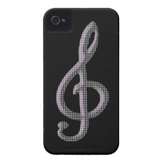 Musical Symbol iPhone 4 Cover