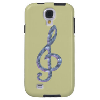 Musical Symbol Galaxy S4 Case