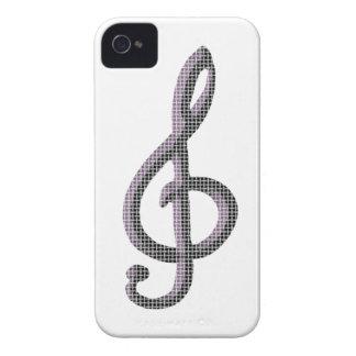 Musical Symbol iPhone 4 Cases