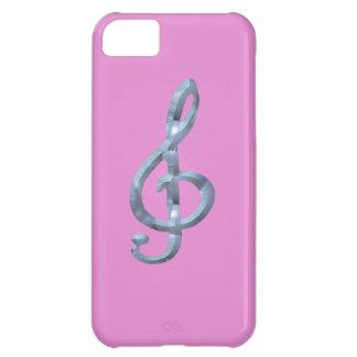 Musical Symbol Gcelf iPhone 5C Cases