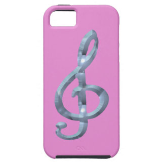 Musical Symbol Gcelf iPhone 5 Cover