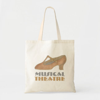 Musical Theatre Theater Character Dance Shoe Bag