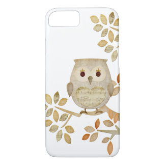 Musical Tree Owl Case