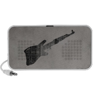 Musical Weapon iPod Speakers