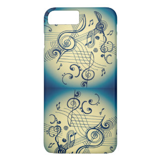 Musically Inspired! iPhone 8 Plus/7 Plus Case