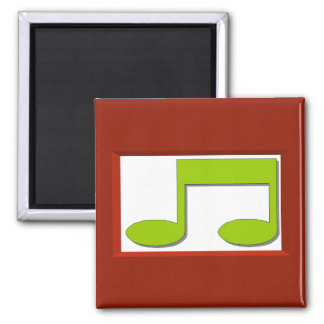 Musicial Note Magnet