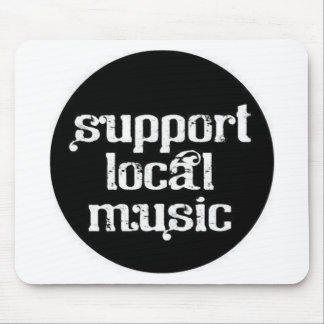 Musician  Charity T shirt Mouse Pad