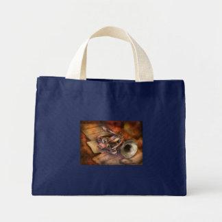 Musician - Horn - Toot my horn Canvas Bags