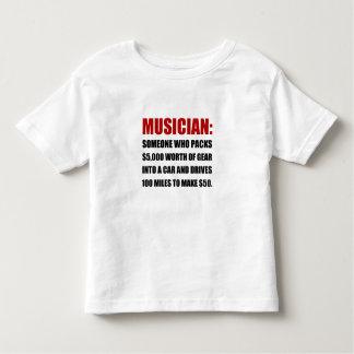 Musician Joke Shirt