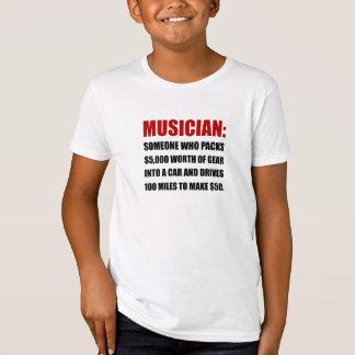 Musician Joke T Shirt