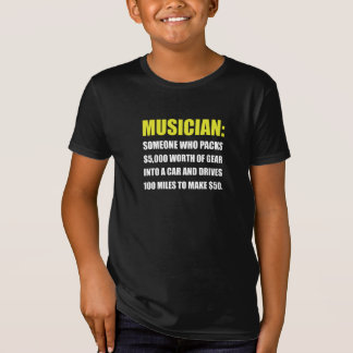 Musician Joke T Shirts