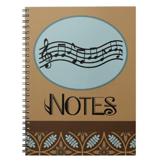 Musician Notebook