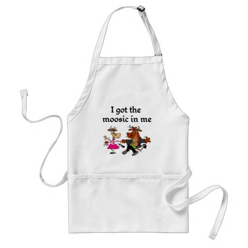 Musician or Dancer T-shirts and Gifts Apron