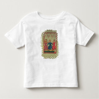Musicians, from the Manasse Codex, a collection of Toddler T-Shirt