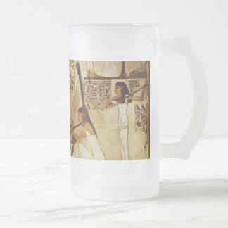 Musicians of Akhnaton Ancient Egyptian History Mug