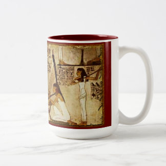 Musicians of Akhnaton Egyptian History Mug