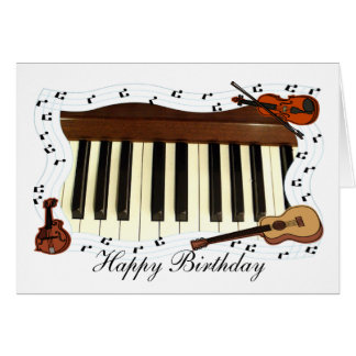 Musicians Rock_ Greeting Cards