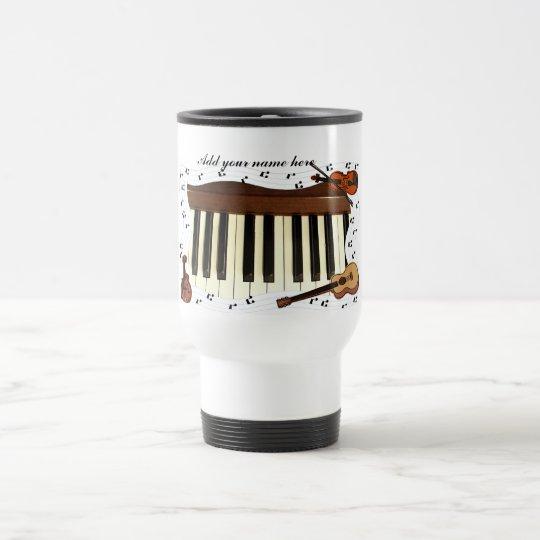, Musicians Rock_ Travel Mug