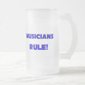 Musicians Rule Mug