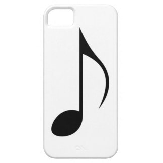 Musicnote phonecase iPhone 5 cover