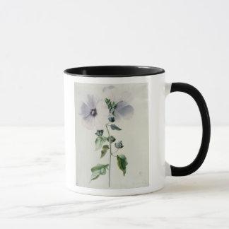 Musk Mallow, 18th century Mug