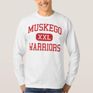 Muskego - Warriors - High - Muskego Wisconsin Shirt